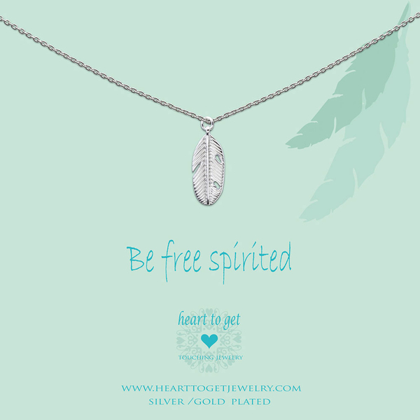 Be Free Spirited Collier