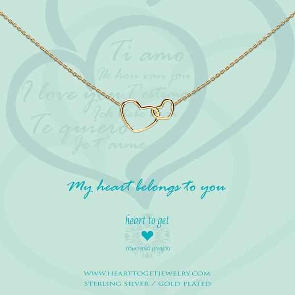 My heart belongs to you goud
