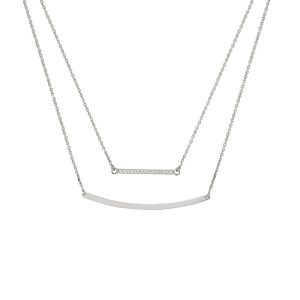 Layered collier 102.0568.48