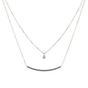 Layered collier 102.0566.45