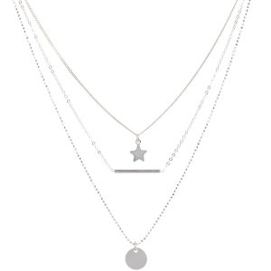 Layered collier 102.0565.45
