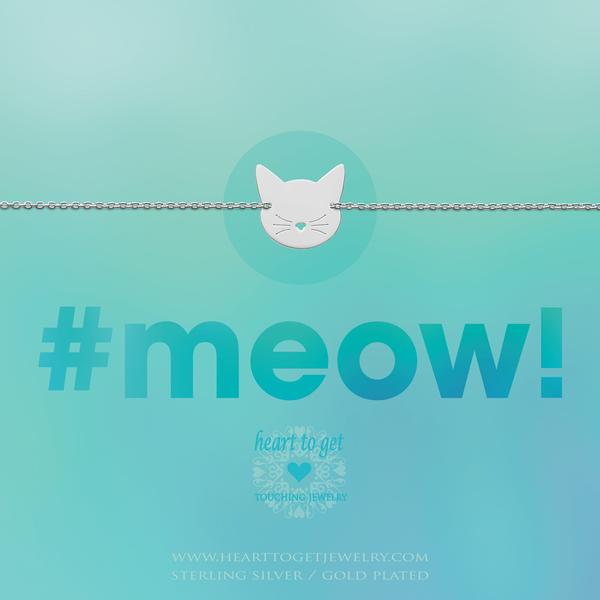 Armband Cat #meow!