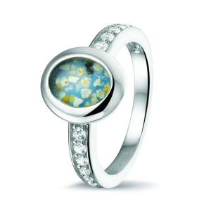 Ring RG 036 Zilver