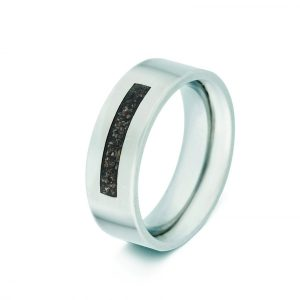 Ring RS 006 Staal