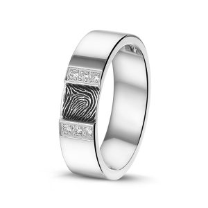 Ring 409 S Staal