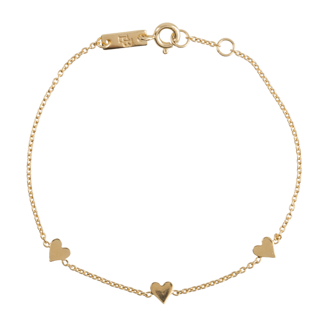 Verrassend Moeder armband You are loved gold plated - Sparnaaij Juweliers JV-27