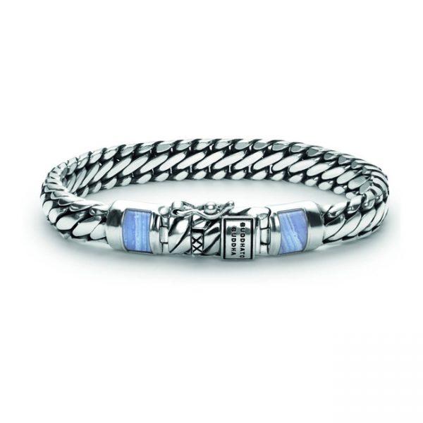 Armband Ben XS Stone Blue Lace