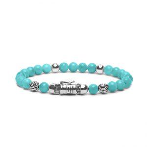 Spirit Bead Mini Amazonite armband