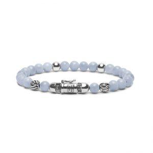 Spirit Bead Mini Blue Agate