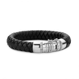 Ben leather black armband
