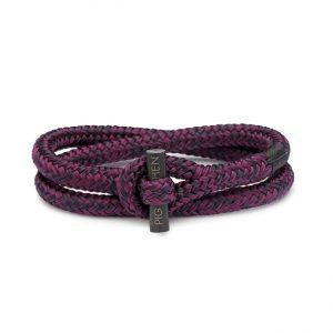 Tiny Ted - Purple/Black