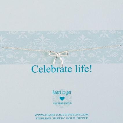 Celebrate life armband