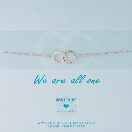 We are all one armband