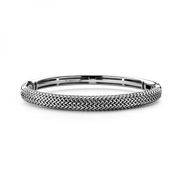 Ti Sento armband - Zilver - Te koop bij Sparnaaij Juweliers in Aalsmeer en Hoofddorp