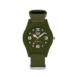 Ice Watch horloge - Ice Watch slim nature green - Te koop bij Sparnaaij Juweliers in Aalsmeer