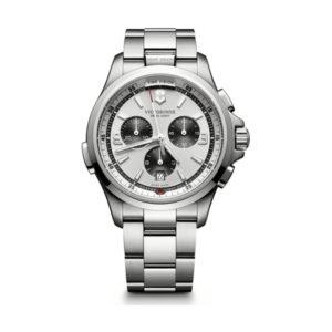 De victorinox night vision horloge koopt u bij Sparnaaij Juweliers in Aalsmeer