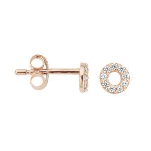 Blush oorsieraden koopt u bij Sparnaaij Juweliers.