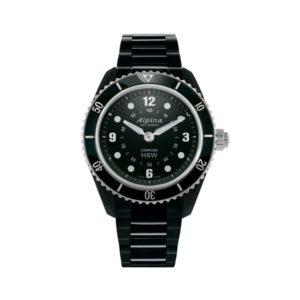 De Alpina comtesse Horological smartwatch AL-281BS3V6B koopt u bij Sparnaaij Juweliers