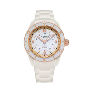 De Alpina Lady smartwatch AL-281WY3V4 koopt u bij Sparnaaij Juweliers
