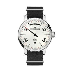 MeisterSinger Urban Day date koopt u bij Sparnaaij Juweliers.