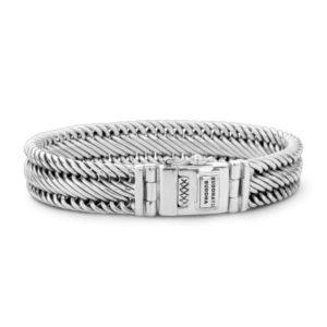 Buddha to Buddha armband edwin small koopt u bij Sparnaaij Juweliers