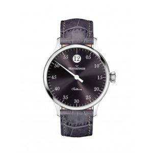 de meistersinger Salthora 40 Automatic Black Dial koopt u bij Sparnaaij Juweliers in Aalsmeer