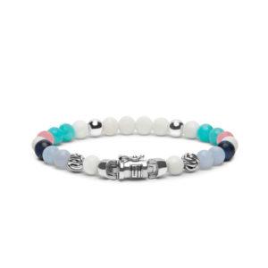 Buddha to Buddha spirit bead mini mix armband - Te koop bij Sparnaaij Juweliers in Aalsmeer en Hoofddorp