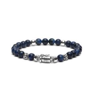 Buddha to Buddha spirit bead mini sodalite armband - Te koop bij Sparnaaij Juweliers in Aalsmeer en Hoofddorp