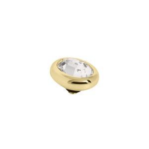Melano Twisted oval swarovski chrystal 8mm- Te koop bij Sparnaaij Juweliers in Aalsmeer en Hoofddorp