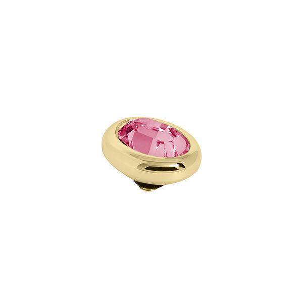 Melano Twisted oval swarovski Rose - Te koop bij Sparnaaij Juweliers in Aalsmeer en Hoofddorp