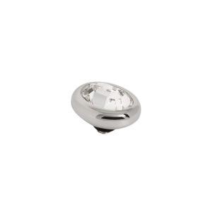 Melano Twisted oval swarovski Chrystal - Te koop bij Sparnaaij Juweliers in Aalsmeer en Hoofddorp