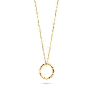 Blush Collier 3085YGO van geeldgoud (14kt.) - Te koop bij Sparnaaij Juweliers in Aalsmeer en Hoofddorp