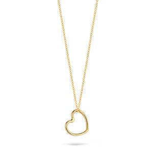 Blush Collier 3085YGO van geelgoud (14krt.) - Te koop bij Sparnaaij Juweliers in Aalsmeer en Hoofddorp