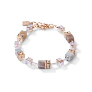 Coeur de Lion armband - Agaat en hematiet - Te koop bij Sparnaaij Juweliers in Hoofddorp