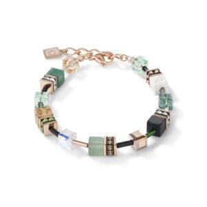 Coeur de Lion armband - howliet en aventurijn - te koop bij Sparnaaij Juweliers in Hoofddorp