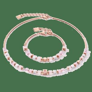 Coeur de Lion Valentines special set - Armband en collier - Te koop bij Sparnaaij Juweliers , koop lokaal, koop digitaal