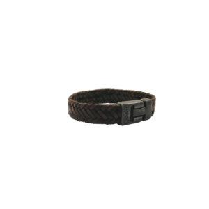 Josh armband - groen leren armband - Te koop bij Sparnaaij Juweliers in Aalsmeer en Hoofddorp