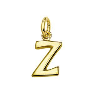 Hanger letter Z